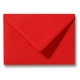 Envelop - gekleurd - A5/A6 - 120 G/M2 - Gegomd - Zonder venster