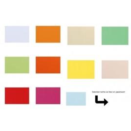 Gekleurde vellen - 120 G/M2 - A4