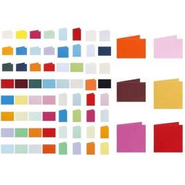 Gekleurde kaart Enkel