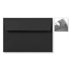 Envelop Striplock 12,6 x 18 cm - fucsia   - 120 GM - Rechte klep - Striplock