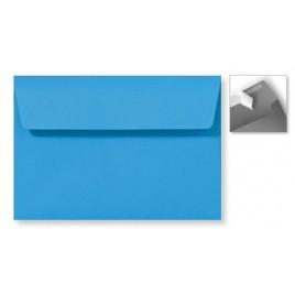 Envelop Striplock 12,6 x 18 cm - Lichtroze  - 120 GM - Rechte klep - Striplock