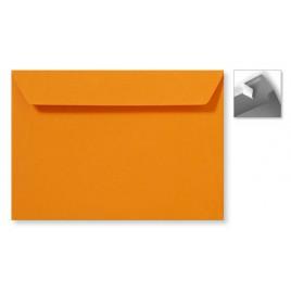 Envelop Striplock 15,6 x 22 cm - Zachtblauw - 120 GM - Rechte klep - Striplock