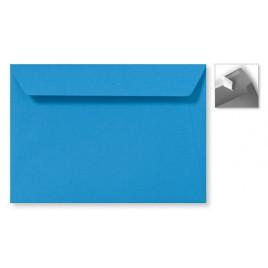 Envelop Striplock 15,6  x 22 cm - Lichtroze  - 120 GM - Rechte klep - Striplock
