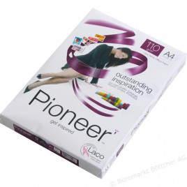Pioneer - A4 - 110 G/M2 - 250 vel - Hagelwit