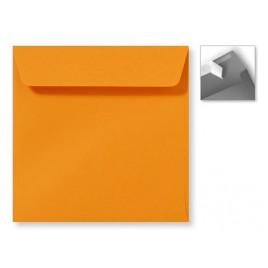 Envelop Striplock 16 x 16 - Zachtblauw - 120 GM - Rechte klep - Striplock