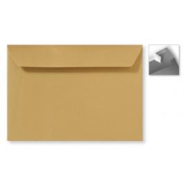 Envelop Striplock 22 x 31,2 cm  - Extra Wit  - 120 GM - Rechte klep - Striplock