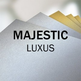 Majestic Luxus Real Silver - 120 G/M2 - SRA3 - 125 vel