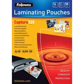 GBC Document lamineerhoes  A4, 350 micron (2 x 175 micron), pak van 100 stuks