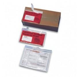 Paklijsten bedrukt 230x110mm bedrukt LD
