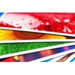 Papier voor Kleurafdrukken